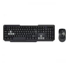 Комплект беспроводной Smartbuy клавиатура+ мышь мультимедийный SBC-230346AG-KG/N (серый/зеленый) Купить