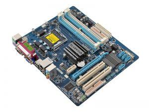 Мат.плата S-775 GIGABYTE GA-G41M-C Combo G41 2xDDR2/2xDDR3, PCI-E, 2xPCI, SATA, IDE, VGA, COM, LPT Купить