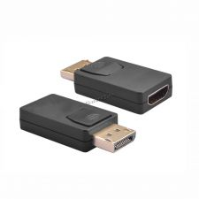 Переходник видеоразъема DisplayPort -> HDMI Купить