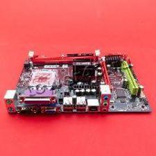 Мат.плата S-775 Azerty G31 2xDDR2,  VGA, microATX oem Цена