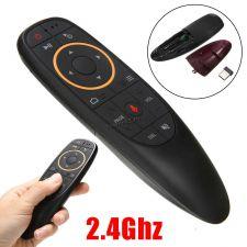 Пульт с гироскопом (аэромышь) G10S для Smart TV, тв-приставок, устройств на андроид и windows Цена