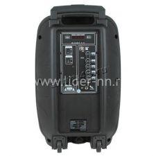 """Комбо-бокс колонка 12"""" K12-2ch OM&S USB/SD/FM/блютуз /дисплей /беспр.микр /пульт /подсветка Цена"""
