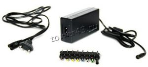 Универсальный адаптер питания для ноутбуков KS-is Duazzy (KS-272) 100Вт от электр.сети/прикур +ЮСБ Купить