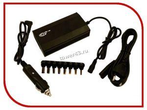 Универсальный адаптер питания для ноутбуков KS-is Duazzy (KS-272) 100Вт от электр.сети/прикур +ЮСБ Цены