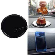 Автомобильный держатель ALL USE (S8) горизонтальный магнитный на панель, черный Купить