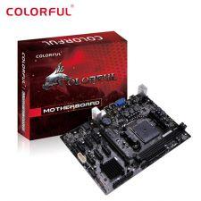 Мат.плата Soc-FM2+ COLORFUL C.A68M-BTC YV14 PCI-Ex16, 2*DDR3, SATA3, HDMI/VGA, USB3.0, mATX RTL Купить