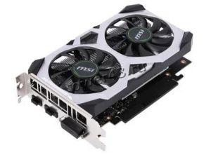 Видеокарта GeForce 1650GTX 4Gb <PCI-E> MSI D6 Ventus XS OC/OCV1 128bit DDR6 HDMI, DVI Retail Цена