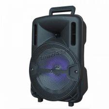 """Комбо-бокс колонка LIGE-F5 /F7  8"""" USB /SD /FM /LED подсветка /вход микрофона Купить"""