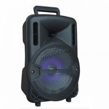 "Комбо-бокс колонка LIGE-F5 /F7  8"" USB /SD /FM /LED подсветка /вход микрофона Цена"