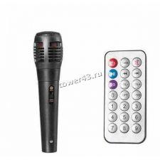 """Комбо-бокс колонка 2х8"""" DS-2801 USB /SD /FM /TWS /подсветка /микрофон Цена"""