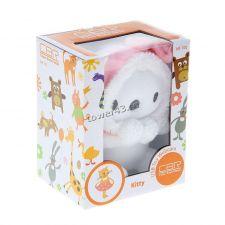 Веб-камера CBR MF-700 Bunny/Kitty (1,3Мп/5Мп) микрофон (USB 2.0) (игрушечный зверек) Цена