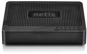 Коммутатор Netis ST3105S 5-port SwithHub 10/100Mbps, черный Retail Цена