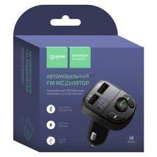FM-модулятор DREAM DRM-A3 /A5 /X8 2хUSB в авто (FM /Bluetooth /AUX /Micro SD/USB 3.1A) Купить