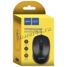 Мышь Dream DRM-M218-01 черная, 3 кнопки,1000dpi USB, кабель 1,2м Купить