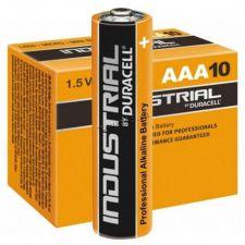 Батарейка алкалиновая Duracell Industrial AAA LR03 (профессиональные, устойчивы к вибрации) Купить