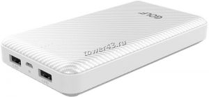 Внешний мобильный аккумулятор GOLF G31/39, Li-pol, 2хUSB, 10000mAh, 2.1A (цвет в ассортименте) Цены