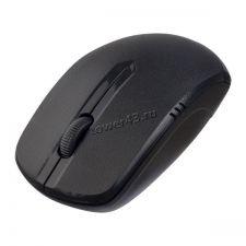 Мышь PERFEO PLAN, 3кн, беспроводная, до 10м, 1200dpi, черная Купить