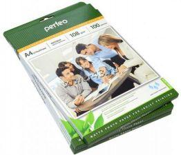 Бумага Фотобумага PERFEO (108гр, 100л., одност., A4, матовая) Купить