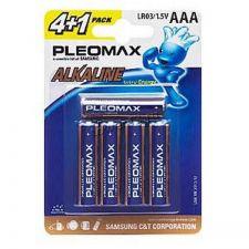 Батарейка алкалиновая Samsung Pleomax AAA LR03 Купить