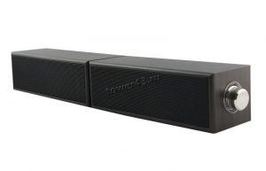 Колонки SmartBuy TORCH USB (черные) SBА-2560, рег.громкости, дерево Цены