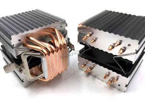 Вентилятор Kllisre (all Socket), до 200Вт, 6тепл.трубок, 1 вентилятор, 800-2200об, PWM, 4пин Цена