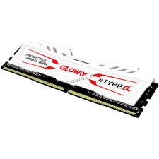 Память DDR4 16Gb (pc4-19200) 2400MHz GLOWAY с белым радиатором Rеtail Купить