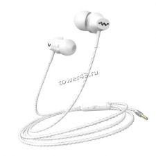 Наушники+микрофон HONGBIAO SM M8 c рег.громкости, кнопка управления, вкладыши (цвет в ассортименте) Цена