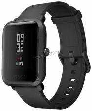 Смарт-часы Xiaomi Amazfit Bip (GPS+Глонасс, блютуз, водозащита, шагомер, до 45дней) Retail Купить