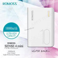 Внешний мобильный аккумулятор Romoss Sense 4 mini 10000mAh Цены