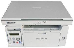 МФУ лазерное Pantum M6507W (A4, USB2.0, WiFi, принтер /копир /сканер) белый Купить