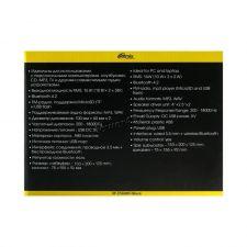 Колонки RITMIX SP-2165BTH 2.1 16W=10+3x3, блютуз, подсветка, MP3плеер, FM-радио, MicroSD Цена
