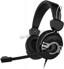 Наушники+Микрофон Qumo Topaz GHS 0011, игровые Купить