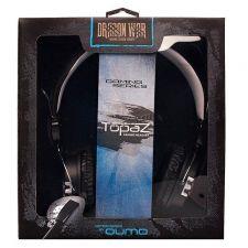 Наушники+Микрофон Qumo Topaz GHS 0011, игровые Цена