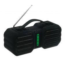 Мобильная колонка-плеер Perfeo STAND FM, MP3 microSD, USB, AUX, мощность 10Вт, 2400mAh, (PF_A4330) Купить