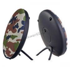 Мобильная колонка-плеер Perfeo UFO FM, MP3 microSD, мощность 10Вт, 2400mAh Купить