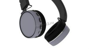Наушники+микрофон полноразмерные RITMIX RH-415BTH, MP3, FM, microSD, AUX, эквалайзер (цвет в ассорт) Цены