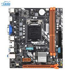 Мат.плата S-1155 Jingsha Intel B75M 2*DDR3 VGA mATX oem Цена