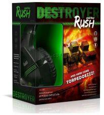 Наушники+Микрофон SmartBuy RUSH DESTROYER игровые Цена