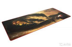 Коврик для мыши Qumo Iron Sky / Dead Navy /Grand Fleet, 800*350*4 мм Купить