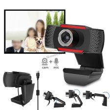 Веб-камера OREY 720P, с микрофоном, USB Цена