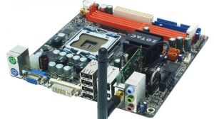 Мат.плата S-775 ZOTAC nForce 630i-ITX WiFi Mini 2xDDR2,  VGA, miniITX Rtl Купить