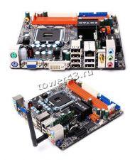 Мат.плата S-775 ZOTAC nForce 630i-ITX WiFi Mini 2xDDR2,  VGA, miniITX Rtl Цена