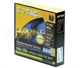 Мат.плата S-775 ZOTAC nForce 630i-ITX WiFi Mini 2xDDR2,  VGA, miniITX Rtl Цены
