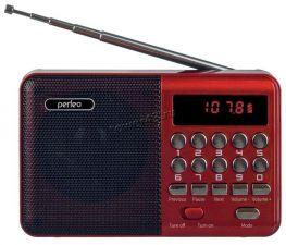 Радиоприемник Perfeo PALM i90 USB /microSD /FM /AUX аккумулятор 18650 Купить