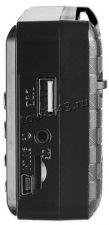 Радиоприемник Perfeo PALM i90 USB /microSD /FM /AUX аккумулятор 18650 Цена