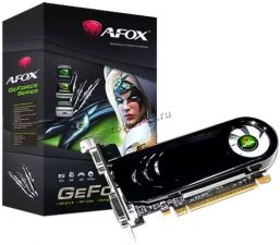 Видеокарта GeForce 610GT 2Gb <PCI-E> DVI HDMI DDR3 64Bit AFOX LP Retail Купить
