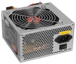 Блок питания EXEGATE 650W ATX-UNS650 12cm fan, 24+4pin, (6+2)pin PCI-E, 3*SATA, 2*IDE, +12V -52A oem Купить