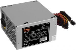 Блок питания EXEGATE 700W ATX-UNS700 12cm fan, 24+4pin, (6+2)pin PCI-E, 3*SATA, 2*IDE, +12V -58A oem Купить