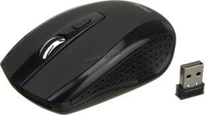 Мышь PERFEO LEVEL, 4кн, беспроводная, до 10м, 800 /1000 /1200dpi, черно-серебристая Купить