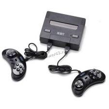 Портативная игровая приставка 16bit Sega Super Drive NES-9V-166 Black box (166 игр в комплекте) Цена